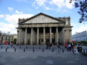 The Degollado Theater